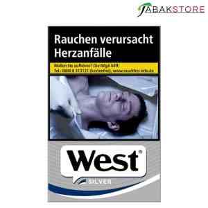 West-Silver-Zigaretten