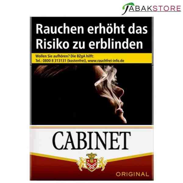 Cabinet-Original-8,00-Euro-mit-25-Zigaretten