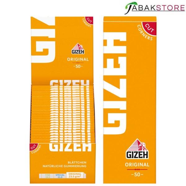Gizeh-Original-Blättchen-Gebinde