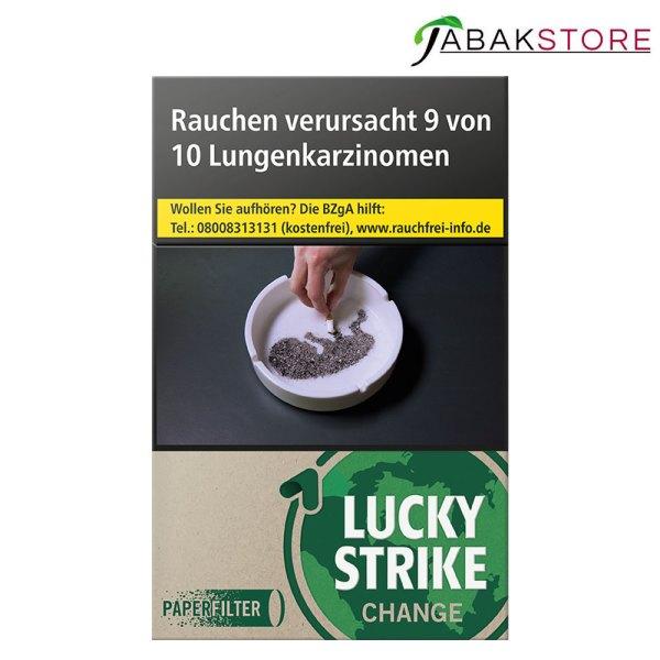 Lucky Strike Change Dark Green Zigaretten