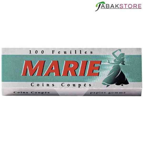 Marie-Zigarettenpapier-1x100-Blättchen