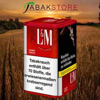 lundm-red-volumentabak-105g-dose