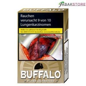 Buffalo-Gold-Zigaretten