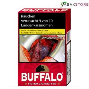 Buffalo-Red-Zigaretten