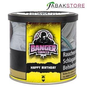 Farid-Bang-Shisha-Tabak-Banger-Tobacco-Happy-Birthday-200g-zu-17,90-Euro