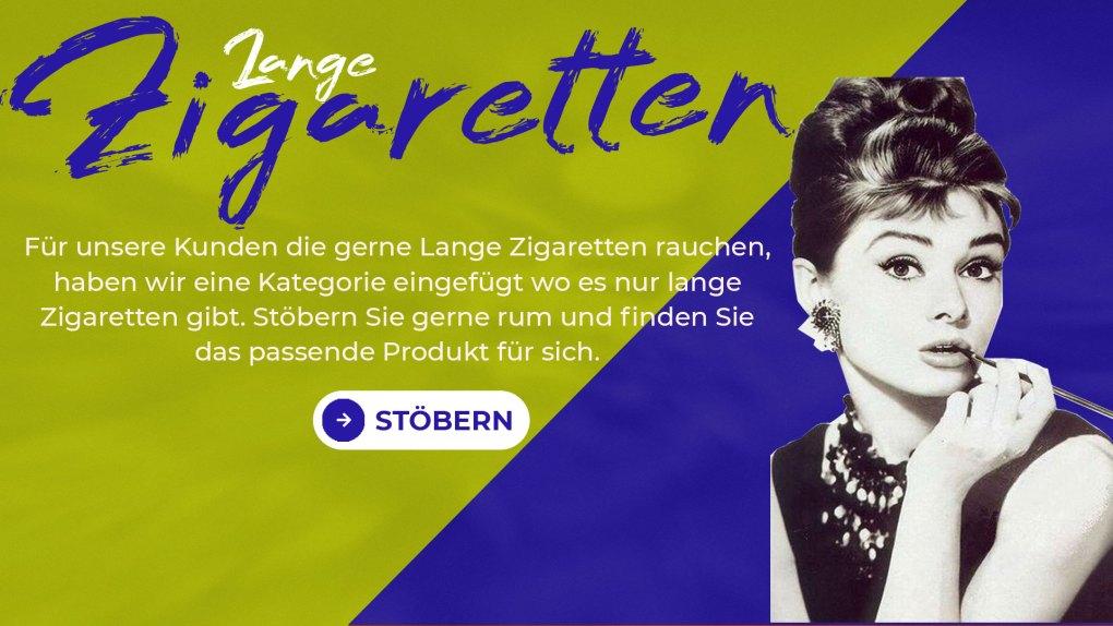 Lange-Zigaretten