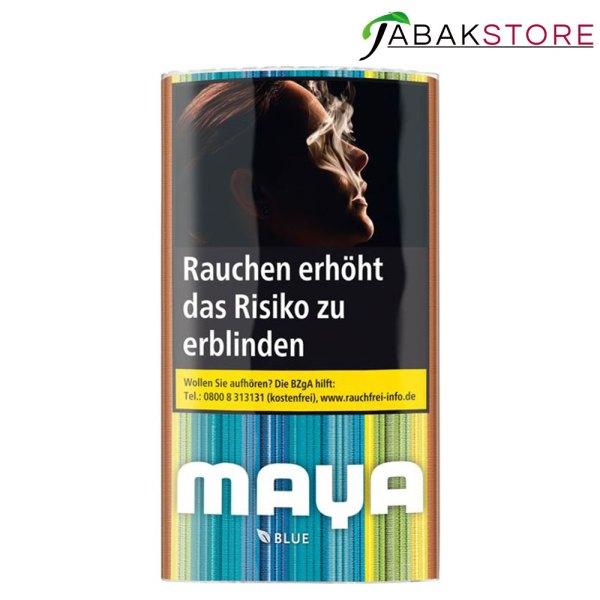 maya-drehtabak-blau-30g-päckchen