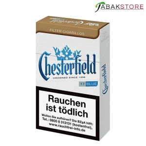 Chesterfield-Blue-Zigarillos