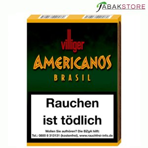 Villiger-Americanos-Brasil