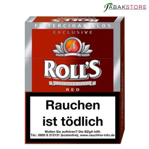 Rolls-Red-Zigarillos