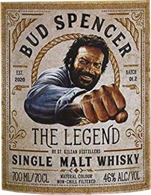 Bud Spencer Whisky Logo