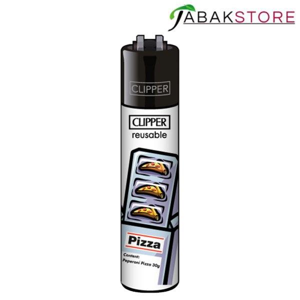 Clipper-Feuerzeug-Pizza-Abstrakt-4-von-4