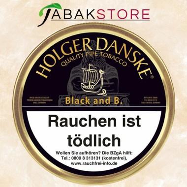 holger-danske-black-and-b-pfeifentabak-100g-dose