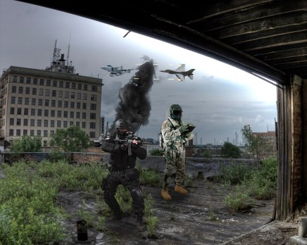 War in the City