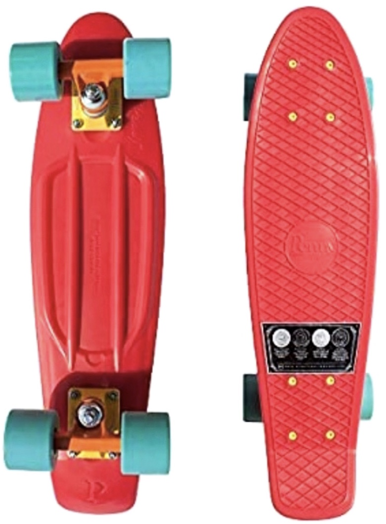 Nickelodeon Skateboard : nickelodeon, skateboard, Sporting, Goods, Other, Penny, Graphic, Complete, Skateboard, Nickelodeon
