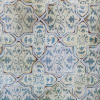 Mediterranean - custom terracotta tile - Tabarka Studio