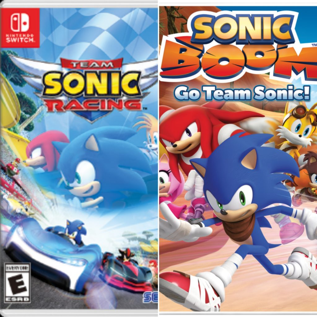 sonic boom movie and