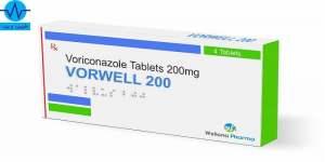فوريكونازول voriconazole دواعي الاستخدام الجرعات والآثار الجانبية