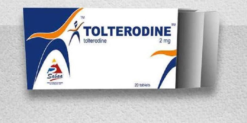 دواء تولتيرودين Tolterodine الجرعات والآثار الجانبية