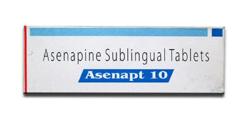 دواء أسينابين Asenapine دواعي الاستخدام الجرعات والمحاذير