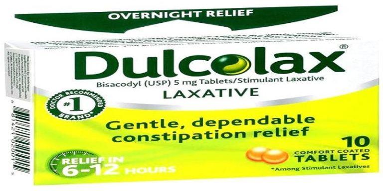 دواء دولكولاكس Dulcolax للإمساك الجرعات والمحاذير