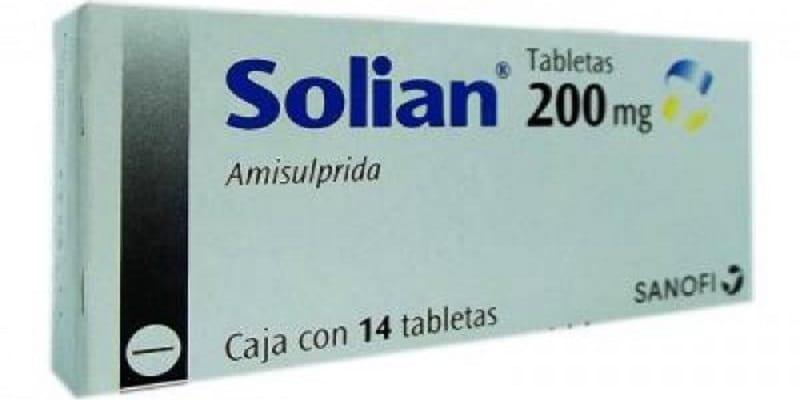 دواء سوليان Solian دواعي الاستخدام والمحاذير