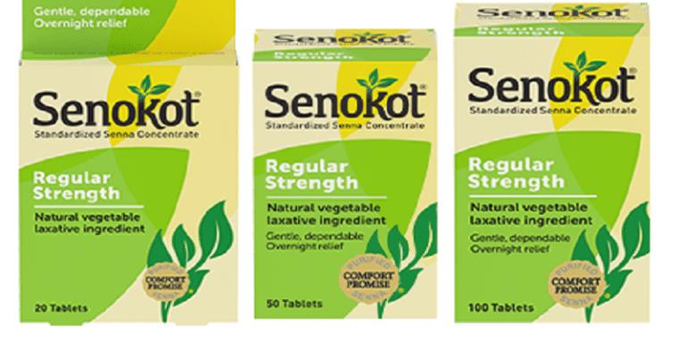 دواء سينوكوت Senokot لعلاج الإمساك الجرعات والمحاذير