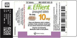 دواء ايفينت Effient دواعي الاستخدام الجرعات والمحاذير