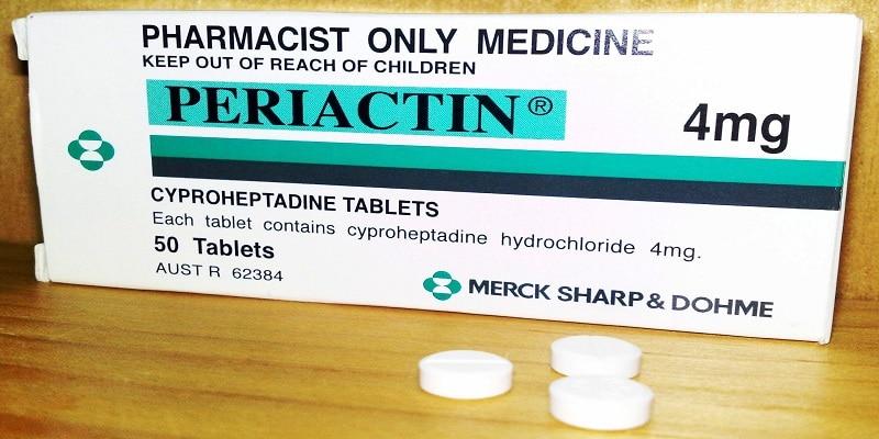 دواء بيرياكتين Periactin للحساسية الجرعات والآثار الجانبية