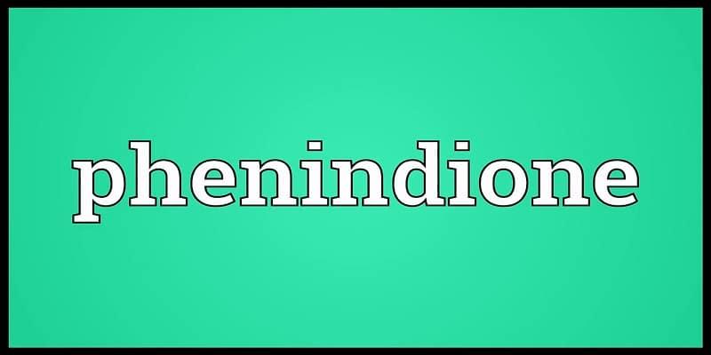 دواء فينينديون Phenindione مضاد لتخثر الدم الجرعات والمحاذير