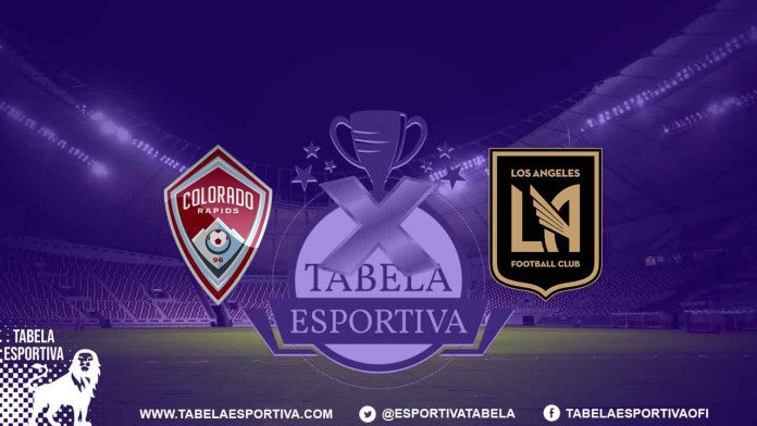 Onde a assistir a Colorado Rapids x Los Angeles FC 28/06/2019 – MLS