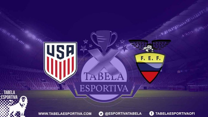 Onde a assistir a Estados Unidos x Equador 08/06/2019 – Copa do Mundo Sub - 20