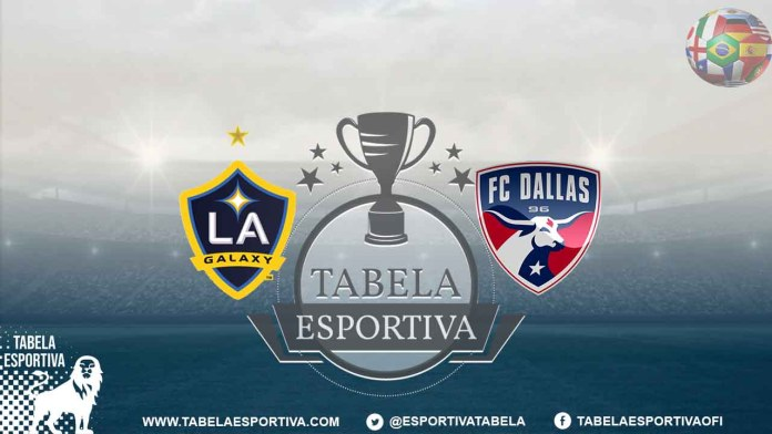 Onde a assistir a LA Galaxy x FC Dallas 14/08/2019 – MLS