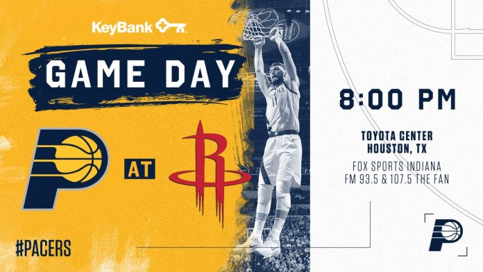 Onde a assistir a Indiana Pacers x Houston Rockets 15/11/2019 – NBA
