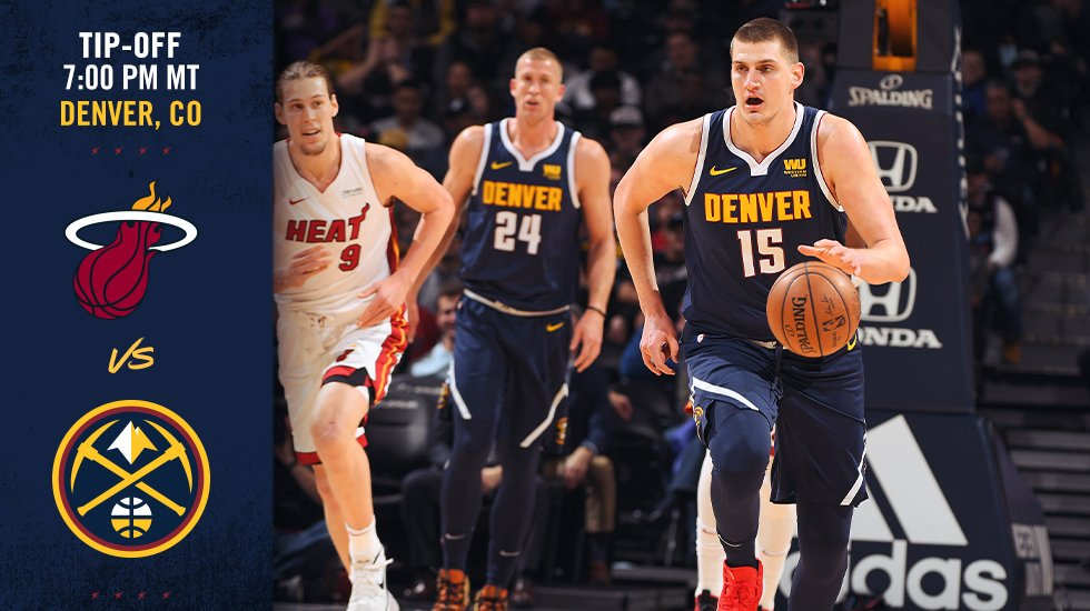Onde a assistir a Miami Heat x Denver Nuggets 05/11/2019 – NBA