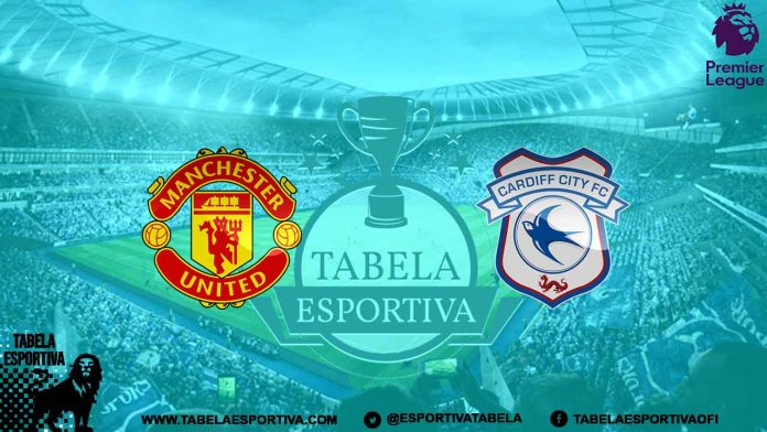 Onde a assistir Manchester United x Cardiff 12/05/2019 – Campeonato Inglês