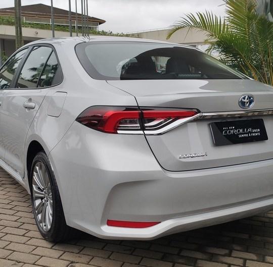 Toyota Corolla versão Hibrido, veja em nosso artigo!