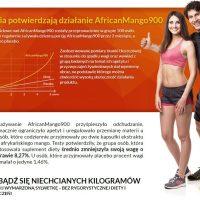 Badania potwierdzjaące działanie afrykańskiego mango