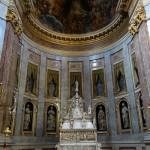Chapelle du tombeau de St Dominique
