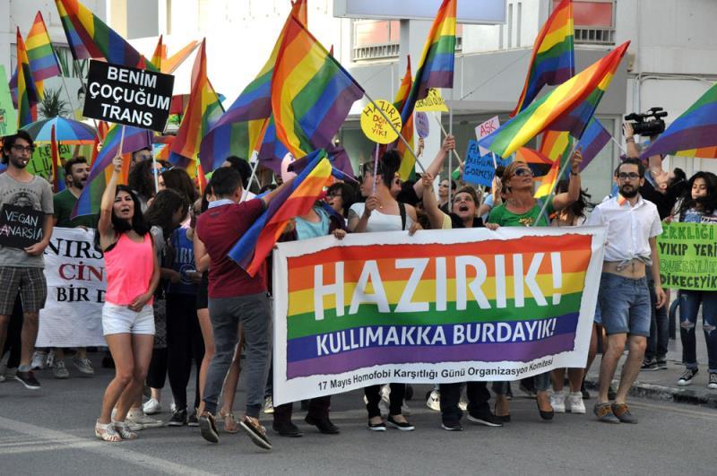 Kıbrıs'ta Eş Cinsel Hakları