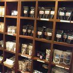 セイロンドロップ - 紅茶販売コーナー