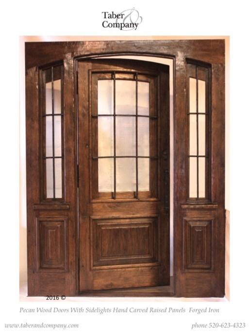 Custom Wood Doors Taber Companytaber Company