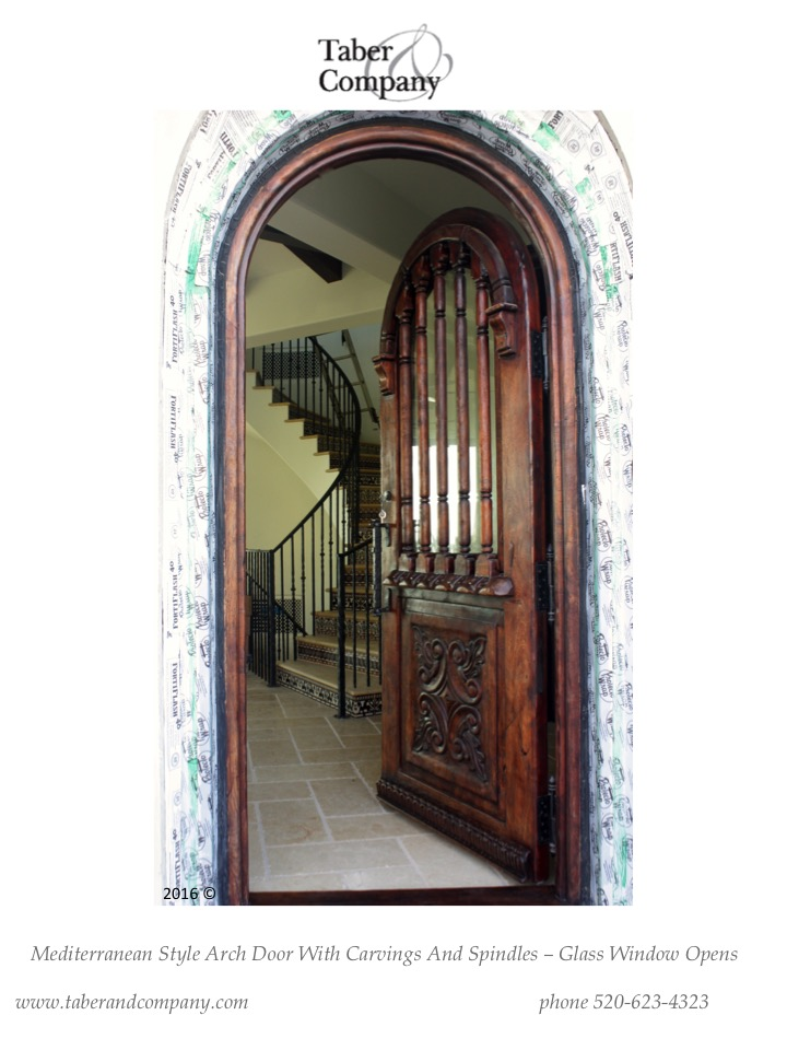 Radius Top Entry Doors, Round Top Entry Doors, Wood Arched Entry Front Wood,