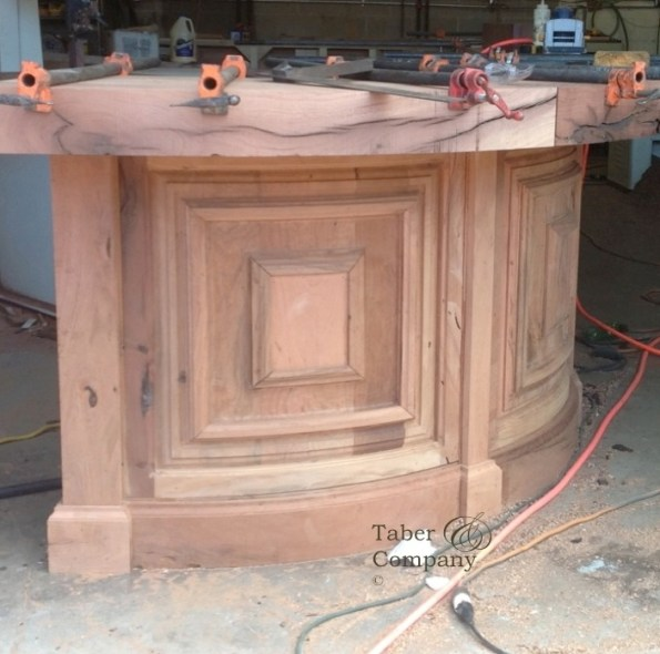 Handcrafted Cabinetry Millwork