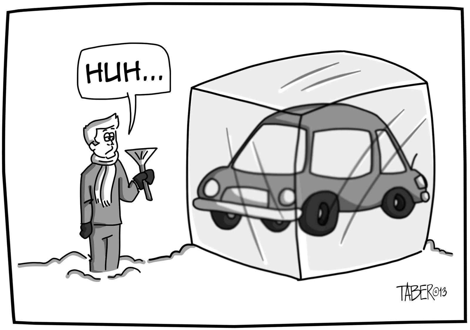 A Cold Car