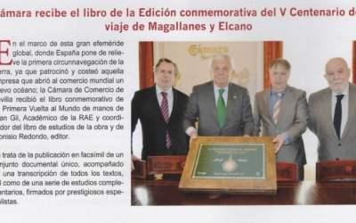 Entrevista Cámara de comercio de Sevilla