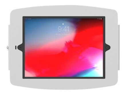 "Compulocks Space iPad 10.2"" Wall Mount Security Lock Display Enclosure White 102IPDW"
