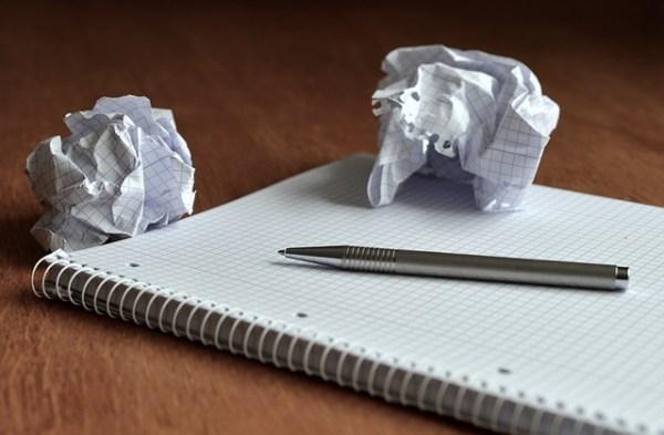 記事執筆,集中できない,対策