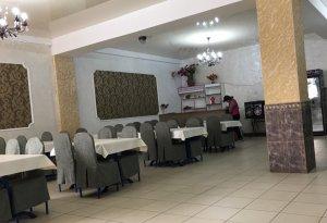 ボコンバエバのレストラン
