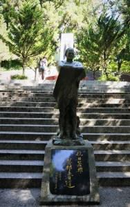 モーナ・ルダオの墓